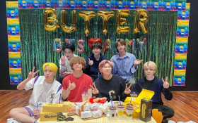 Supergroup BTS's 'Butter' breaking records