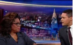[WATCH] Trevor Noah and Oprah talk avocados and toilet paper
