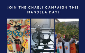 Mandela Day Cookie & Crossfit for Kids Like Chaeli