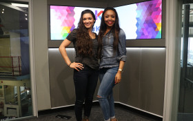 Kim Engelbrecht on Movers & Shakers