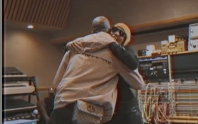 Black Coffee brewing up new track with Kelly Rowland