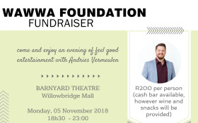 WAWWA Foundation Cheese & Wine