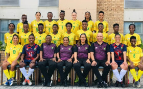 Banyana Banyana make history with 4th Cosafa title in a row
