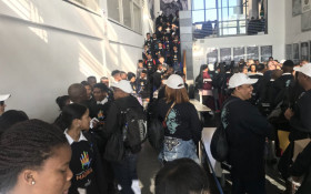 #MandelaDay: Learners from poor CT communities visit Robben Island