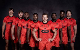 What's up with the red jersey Bokke?