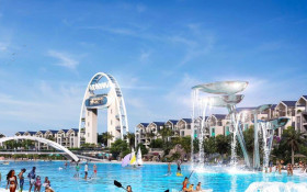Johannesburg gets a R9 billion beachfront (not kidding) property development