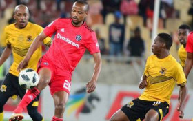 Pirates beat Black Leopards as Gabuza stages walk-off
