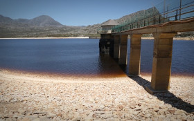 [Watch ]Kieno Kammies visits the Steenbras Water Treatment Plant #WaterWatch