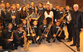 Here's how you can help the Delft Big Band replace its stolen instruments