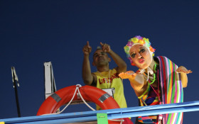 Our favourite floats at the Cape Town Carnival