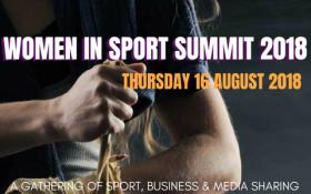 Women in Sport Summit 2018