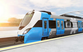 Prasa to test new trains at Cape Town station