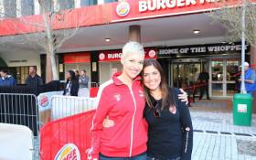Burger King Grand Opening