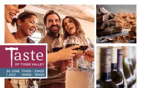 Taste of Tygervalley Wine Festival