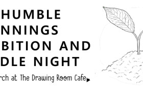 The Humble Beginnings Exhibition and Doodle Night