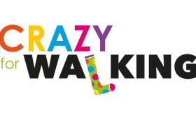Crazy for Walking initiative to combat mental health stigma