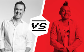 Kfm Mornings vs. Flash Drive: Let's get ready to rumble
