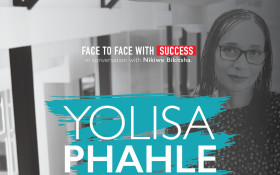 Face to Face with Success: Meet Yolisa Phahle