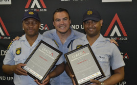 These SAPS Constables Went Above and Beyond the Call of Duty