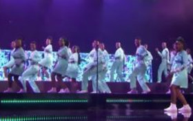 [WATCH] Ndlovu Youth Choir delivers moving performance at AGT semi-finals