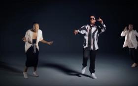 """EXCLUSIVE: KFM Breakfast """"features"""" in the new Bruno Mars video!"""