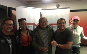 Cape Town Legend on KFM Breakfast