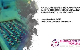 Pharma Security World 2019