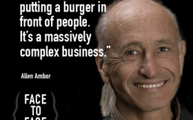 Face To Face With Allan Ambor: Creator of Spur Steak Restaurants
