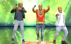 [WATCH] 'Bravo!' SA singing trio gets golden buzzer at 'Greece Got Talent'