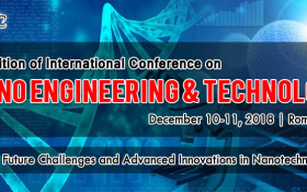 22nd Edition of International Conference on Nano Engineering & Technology