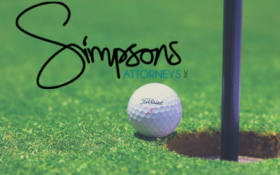 Simpsons Golf Day