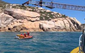 [VIDEOS] Why NSRI implores public to stay off Bos 400 shipwreck near Llandudno