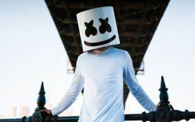 Is Marshmello's next single featuring Tyga & Chris Brown?
