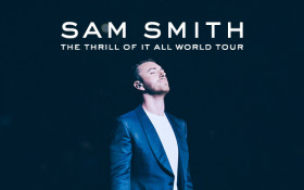 Sam Smith is heading to South Africa in April 2019 and we have all the details!