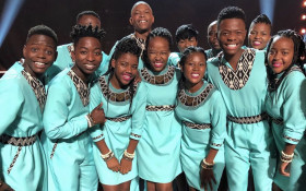 Ndlovu Youth Choir makes it through to AGT finals