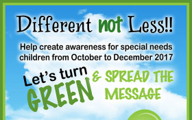 Green Lollipop Awareness Aampaign