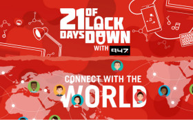 [LISTEN] Connect With The World: 947 Breakfast Club chat to 'Dave' in China