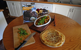 In the Kitchen with Fatima Sydow