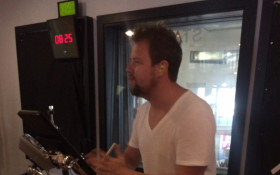 Goodluck on KFM Breakfast