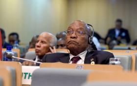 Hawks serve indictment on Zuma