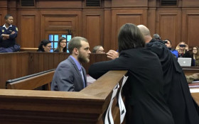 All eyes on Henri van Breda as sentencing to be delivered