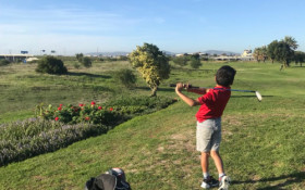 [WATCH] This rising golf star is putting SA on the map (he's only 8-years-old!)