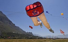25th Cape Town International Kite Festival