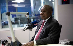 [Exclusive interview] President Cyril Ramaphosa opens up to Xolani Gwala