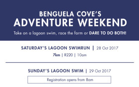 Benguela Cove Adventure Weekend
