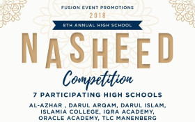 8th Annual High School Nasheed Competition