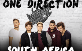 One Direction are Coming to Cape Town