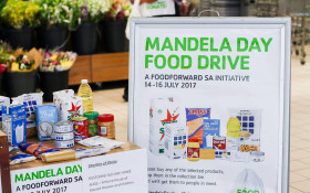 Pick n Pay to repack and distribute  groceries for #MandelaDayFoodDrive