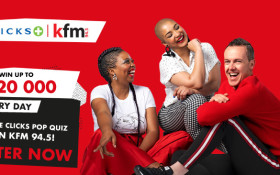 Win up to R20k every day with the Clicks Pop Quiz!