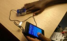 Ugandan inventor creates 'bloodless' malaria test